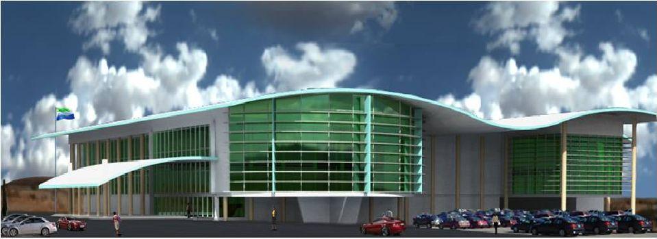 Bintumani Conference Center