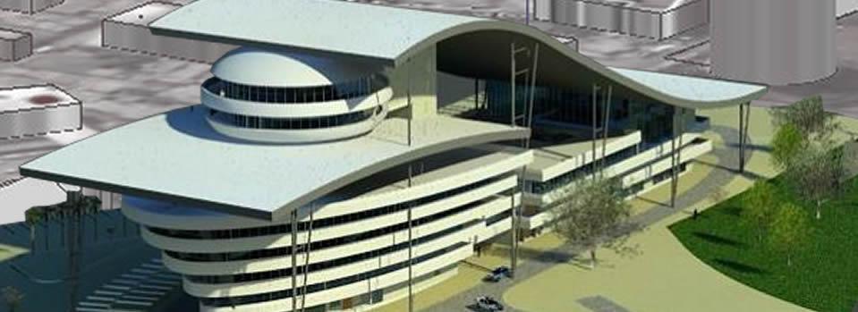 Proposed SLPA Complex